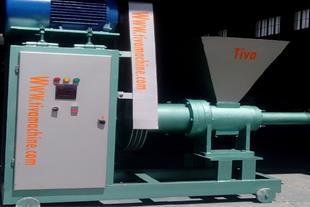 کوره صنعتی 4 جداره زغال لیمو و دستگاه ذغال فشرده