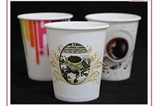 تولیدکننده لیوان کاغذی تبلیغاتی