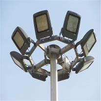 ساخت برج های روشنایی ، برج های نوری تلسکوپی