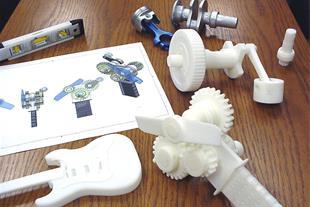 پرینت سه بعدی و مدل سازی - 1