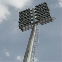 تولید برج استادیومی (پرده ای)  تلسکوپی،برج روشنایی
