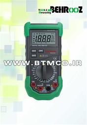 مولتی متر دیجیتال مستک MASTECH MS8261 - 1