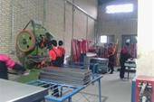 فروش اقساطی سوله 234 متری در شهرک صنعتی بجنورد