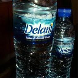 فروش عمده و خرده آب معدنی دلانی در همدان - 1