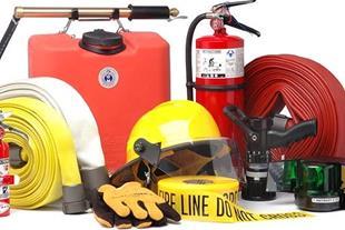 تجهیزات آتش نشانی امدادو نجات