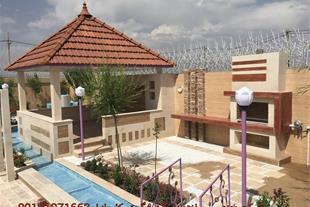 ویلاسازی و محوطه سازی در کرمان