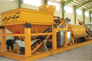 دستگاه ملات مرطوب راهسازی WMI 160