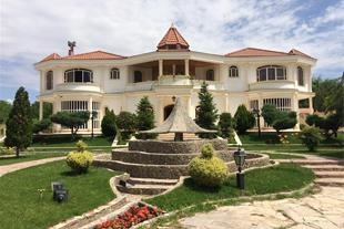 فروش باغ ویلا 4100 متری در زیبا دشت(کد288)