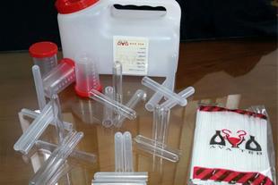 تولید و توزیع لوازم آزمایشگاهی یکبار مصرف