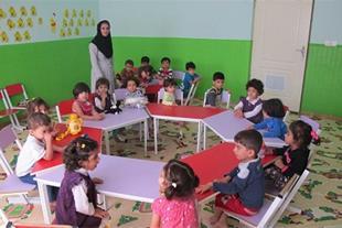 آموزش مدیر مهد کودک