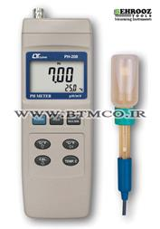 ph/oh متر، اسیدسنج خاک لوترون Lutron PH METER, RS - 1