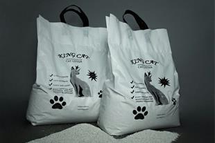 خاک گربه kingcat