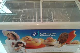 یخچال فریزر بستنی هیمالیا - 1