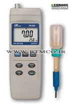 ph/oh متر، اسیدسنج خاک لوترون Lutron PH METER, RS
