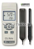 CO2 مترف،دما سنج،رطوبت سنج،نقطه شبنم
