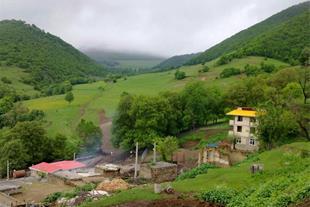 فروش ویلا در کلیبر روستای علی آباد