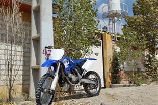 موتور کراس یاماها وای زد 125 yamaha yz