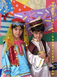 سایت فروش لباس سنتی و لباس محلی ، لباس محلی کودکان