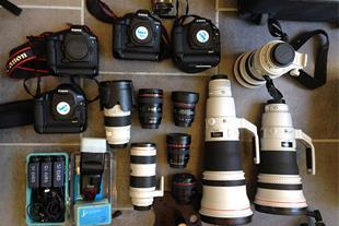 آموزش صفر تا صد عکاسی حرفه ای
