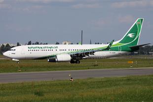 پروازهای تهران به سلیمانیه با هواپیمایی العراقیه
