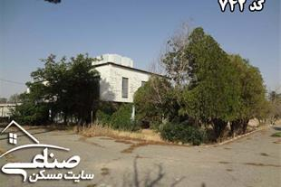 فروش زمین هکتاری با چاه آب در مرکز شهریار کد742