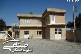 زمین آماده ساخت سوله در شهرک صنعتی صفادشت کد737