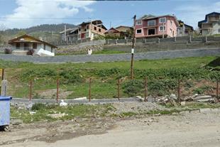 فروش زمین تجاری مسکونی در پیشنبور کلاردشت زیر قیمت
