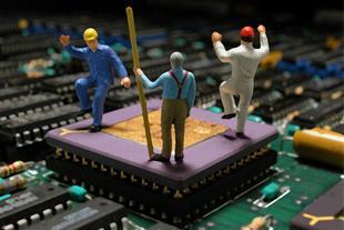 انجام پروژه های الکترونیک - الکترونیک صنعتی