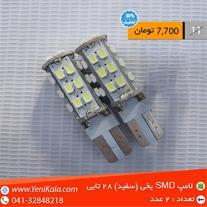 لامپ SMD یخی (سفید) 28 تایی