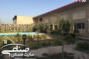 فروش باغ 2800 متری با سالن در قپچاق ملارد کد749