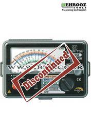 میگر - تستر عایق آنالوگ 3321A/3322A/3323A - 1