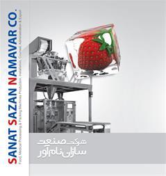 سازنده انواع ماشین آلات خطوط مواد غذایی
