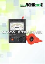تستر عایق با ولتاژ بالا کیوریتسو Kyoritsu 3124