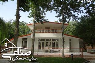 غرب شهریار باغ ویلای رویایی زیر قیمت منطقه کد752