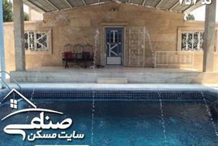 فروش 500 متر باغ ویلا فول در ملارد کد757