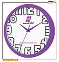 ساعت دیواری ارزان تبلیغاتی