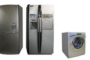 تعمیر انواع برندهای یخچال و فریزر و لباسشویی