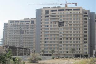 682 خرید و فروش آپارتمان دو خواب برج اینده ساز کیش