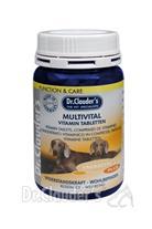 مولتی ویتامین برای سگ