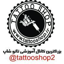 آموزش تخصصی تاتو در تهران ، تاتو سه بعدی ،بدن صورت