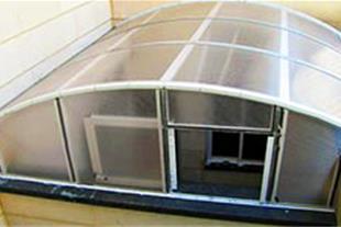 نورگیر پاسیو ، پوشش پاسیو پوشش حیاط خلوت ،سقف کاذب