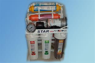 مرکز فروش و پخش انواع دستگاههای تصفیه آب خانگی