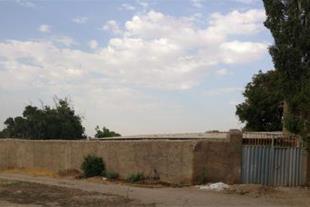 گاوداری شیری 33 راسی در ابهر مساحت 3000 متر مربع