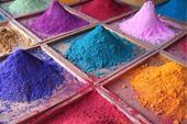 فروش انواع پودرهای سخت کننده رنگی