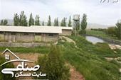 فروش 5.5هکتار زمین و باغ اتوبان زنجان قزوین کد763