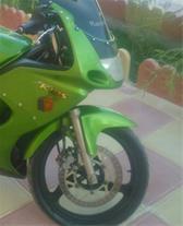 موتور کاوازاکی Zx 2008 - 1
