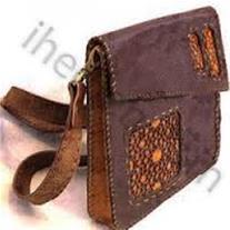 فروش انواع کیف های چرم دست دوز
