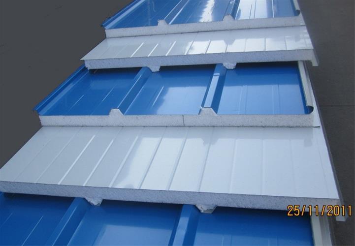 تصاویر مرتبط با نصب و اجرای ساندویچ پانل سقفی و دیواری