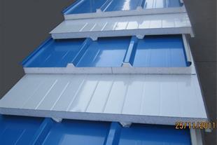 نصب و اجرای ساندویچ پانل سقفی و دیواری