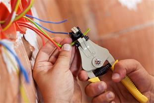برق کشی سیم کشی تعمیر و رفع مشکل کولر و لوستر LED
